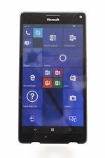 Microsoft Nokia Lumia 950 XL 32GB Black Unlocked VGC Free Insured P&P