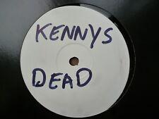 "Pants & Corset Kenny's Dead 12"" vinyl #1098"