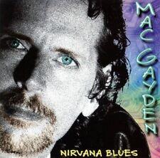 Nirvana Blues by Mac Gayden (CD, Mar-1996, Winter Harvest Entertainment)