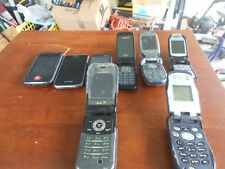 lot of 8 cell phones read my description