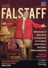 FALSTAFF (THE METROPOLITAN OPERA) (NEW DVD)