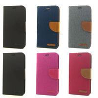 Lot/6 Mesh Portfolio wallet case for LG K30 Wholesale