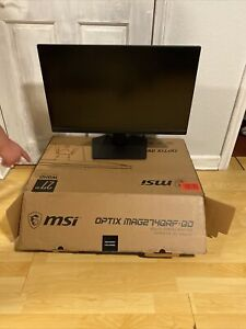 """MSI Optix MAG274R 27"""" 165 Hz IPS LED Monitor New But Taken Out Of The Box"""