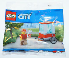 Lego® City 30364 Popcorn Wagen Popcorn Cart Neuware / New / Sealed