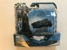 The Dark Knight Rises Collectible 2 Pack - BATMAN & The Tumbler- Figures!