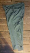Sean John Mens Dress Pants 40 x 30 Gray Pinstripe