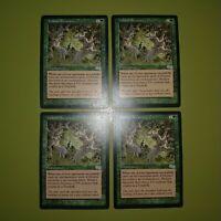 Hidden Ancients x4 - Urza's Saga - Magic the Gathering MTG 4x Playset