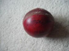 Signed Cricket Photos Autographed Balls