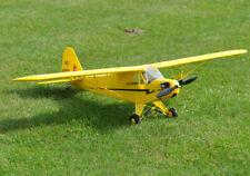 Modellini di aerei radiocomandati giallo