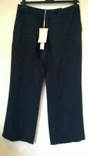 Linen Mid Trousers Size Tall for Women