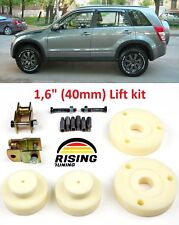 "Complete Lift Kit for Suzuki Grand Vitara, Escudo 05-17 1,6"" 40mm strut spacers"