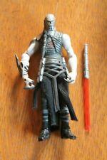 Starkiller Force Unleashed evil darth sith Wars 3.75 inch loose evolution killer