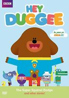 DVD - Animation - Hey Duggee:  The Super Squirrel Badge and Other Stories