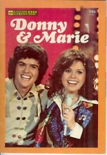 Donny & Marie - All Star Book - 1977
