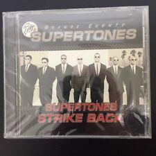 OC SUPERTONES STRIKE BACK CD 2TONE REGGAE SKA PUNK CHRISTIAN