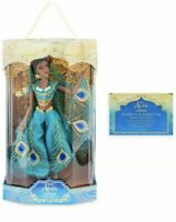 "🔥New Disney Store JASMINE Limited-Edition 17""  Collector Doll LE 4500🔥"
