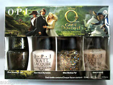Limited Edition OPI x Oz The Great and Powerful Transform Nail Polish Set