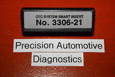 OTC-3306-21 Smart Insert Chrysler OEM Genisys Determinator Scanner Cable System