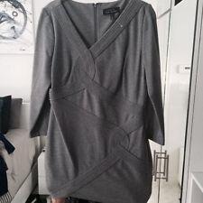 Robert Rodriguez Heather Grey Asymmetrical Dress / Tunic (Size 12) (NWOT)