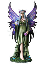 """Large Anne Stokes Mystic Aura 15"""" Limited Edition Tall Statue Sculpture Figurine"""