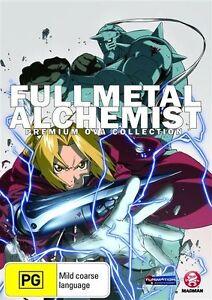 Fullmetal Alchemist - Premium (Ova) (DVD, 2009) New Region 4