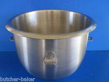 10 Qt Quart Stainless Steel dough Mixer Bowl for Hobart c100 c100t