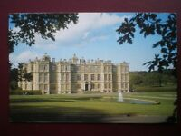 POSTCARD WILTSHIRE LONGLEAT HOUSE
