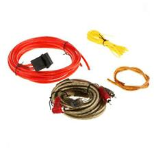 Plug and Play Car Audio Subwoofer Sub Amplifier AMP RCA Wiring Kit 126