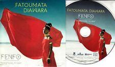 FATOUMATA DIAWARA Fenfo 2018 UK 11-trk promo test CD