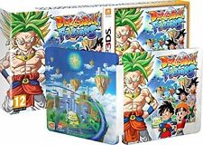 DragonBall Fusions Steelbook Limited Editions Nintendo 3DS PAL NEU OVP