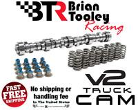 BTR Truck Stage 3 V2 LS Cam Kit Vortec 4.8 5.3 6.0 Brian Tooley Racing Camshaft