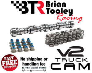 BTR Truck Stage 3 V2 LS Cam Kit Vortec 4.8 5.3 6.0 Brian Tooley Racing Camshaft