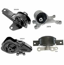 4 PCS Motor & Trans. Mount For 2002-2004 Oldsmobile Alero 2.2L - Auto Trans.