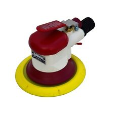 "Hutchins Vacuum Assist Random Orbital Sander with 3/16"" offset 6"" Hook Pad 3960H"