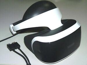 SONY PLAYSTATION VR BRILLE HEADSET PS4 Virtual Reality PSVR 4 V1 ERSATZ