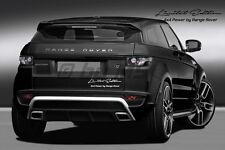 Limited Edition 4x4 Power by Range Rover Aufkleber Sticker Sport Mind Evoque
