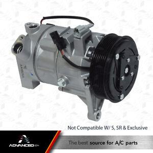 AC A/C Compressor Fits: 2013 - 2018 Nissan Altima SL SV V6 3.5L 92600-3NT0A