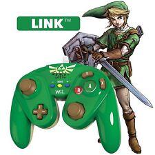 Manette  édition limitée Battle Turbo Link Officiel Wii U / NES Classic Min