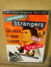 Strangers on a Train (Dvd, 2004, 2-Disc Set) - New & Sealed