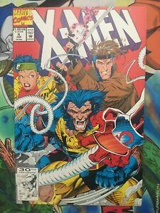 X-Men #4 1st OMEGA RED! NM Jim Lee