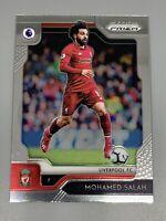 Mohamed Salah 2019-2020 Panini Prizm Premier League EPL #99 Liverpool FC