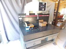 Cordax 1808 M Mea Cmm Coordinate Measurement Machine Renishaw Probe Amp Extras