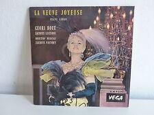 GEORI BOUE La veuve joyeuse LEHAR VEGA V45P2243