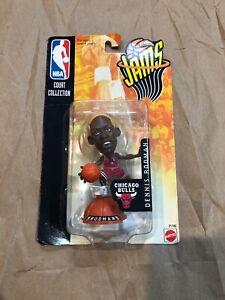Mattel / NBA Jams / Court Collection / Dennis Rodman / Chicago Bulls 98/99