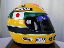 AYRTON SENNA 1992 SUZUKA GP F1 REPLICA HELMET FULL SIZE HELM CASQUE