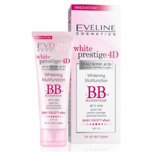 Eveline White Prestige 4D BB Cream Whitening SPF15 50 ml