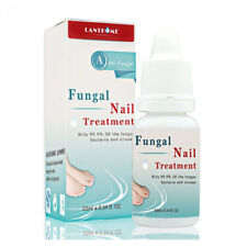 LANTHOME Fungal Liquid Nail Treatment Nail And Foot Whitening Toenail Fung T5W3