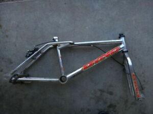 Dyno Bmx Frame Set