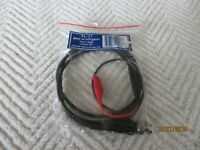 "ELENCO -:- TL-17 BNC  -:- Test Lead Set to Alligator Clips Length-36"" Free Ship"