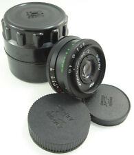 *NEW* 1983! INDUSTAR 50-2 3.5/50 Russian Soviet USSR Lens Screw Mount M42 MINT